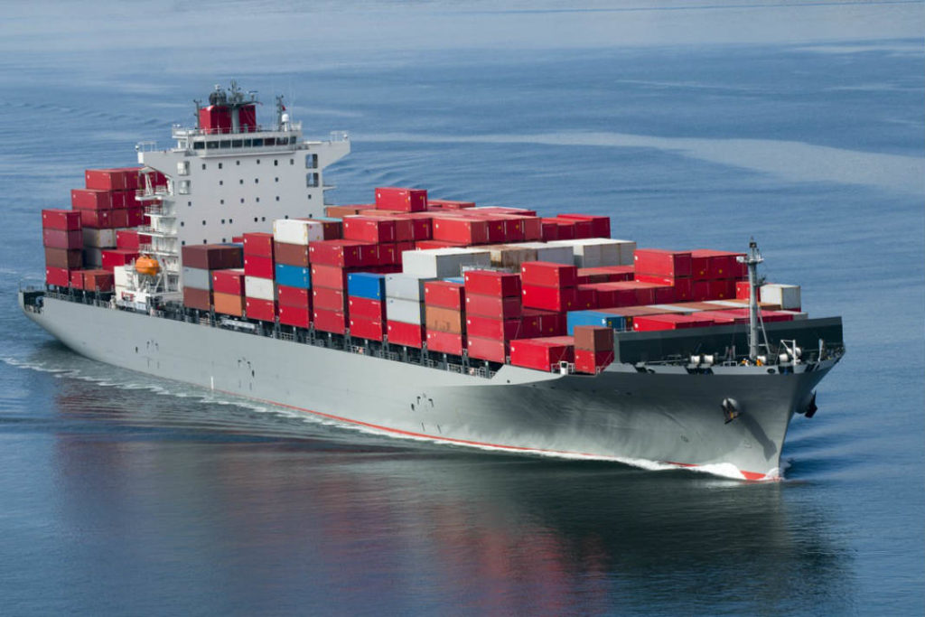 50 years of Container Ship growth - ISES Association